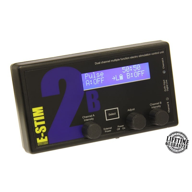 Series 2B E-Stim E-Box Kit