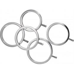 Set di anelli di ElectraRings Gallo