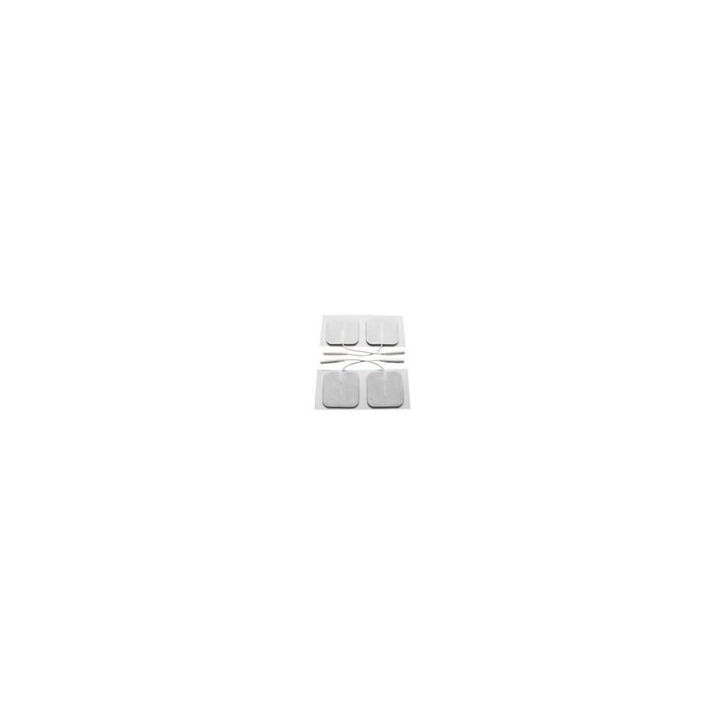 Square 40mm Tens Pads Set/4
