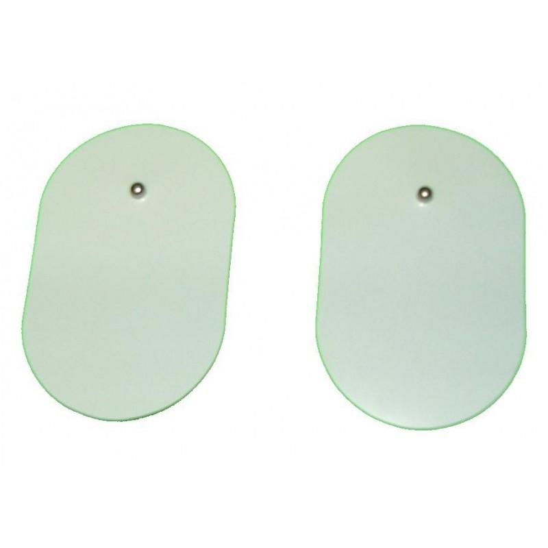 Set/2 Adhessive Electrodes 66x42mm