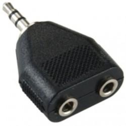 3,5mm Dual Adaptor splitter