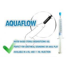 AquaFlow Injectable Desensitizing Urethral | Anal Gel 11 ml.